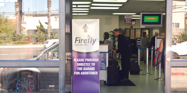 "This new Firefly location is now serving the ""deep-value"" leisure rental market at Los Angeles..."