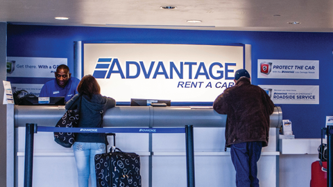 E-Z, Advantage Explain Dual-Brand Strategy