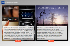 Product and Vendor News: Ford and GM Offer Framework for App Development