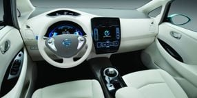 Nissan LEAF: How Does it Drive?