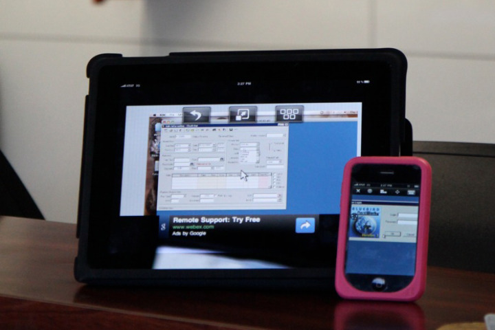 Managing Your Operations With the Mobile Office