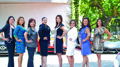 Women in Car Rental: Here to Stay