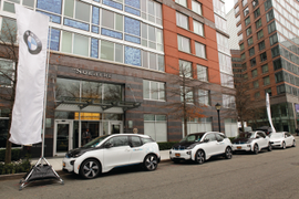 Carsharing Concept Gains Momentum in Condominium Developments