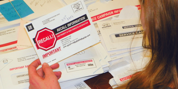 These recall notices were mailed to International Franchise Systems, owners of the Nextcar,...
