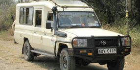Car Rental in Kenya: Safari Tours, Oil Investors, Nonprofits