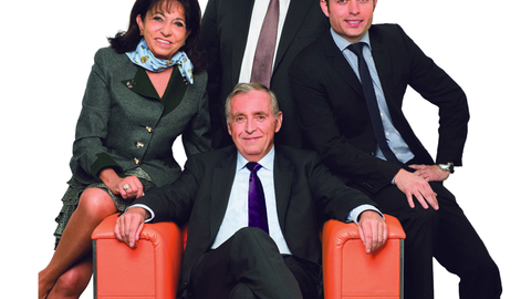 Though Sixt is a public company, it is still family driven. Erich Sixt, chairman of the board of...