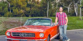 Vinty Finds Niche Audience with Classic Car Focus