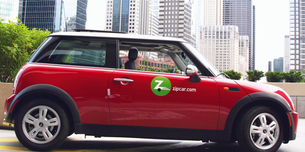 "The largest carshare company, Zipcar, operates a traditional ""station-based"" network, though the..."
