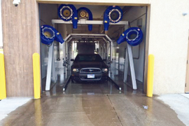 Airport, Rental Companies Cooperate on New Car Wash