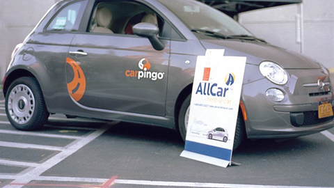 Carsharing: Overview of the Independent Market