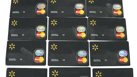 Thieves use these types of prepaid cards to create fraudulent credit cards.