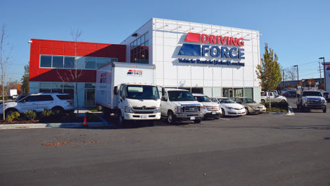 Driving Force Vehicle Rentals, Sales and Leasing provides trucks and specialty vehicles...