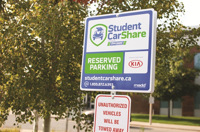 Student CarShare leverages its partnership with Discount Car and Truck Rentals through its fleet buying power, operations infrastructure and ability to cross promote.