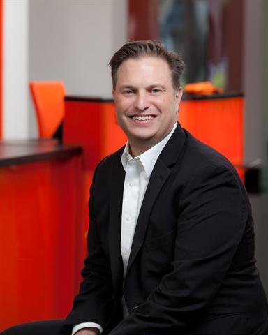 Daniel Florence is managing director, Sixt USA. (Photo courtesy of Sixt.)