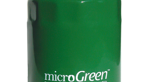Product and Vendor News: microGreen's New Extended Drain Oil Filters Can Reduce Oil Use by 70%