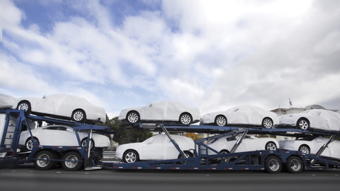 An auto rental company looking for a carrier to transport its latest shipment of cars can...