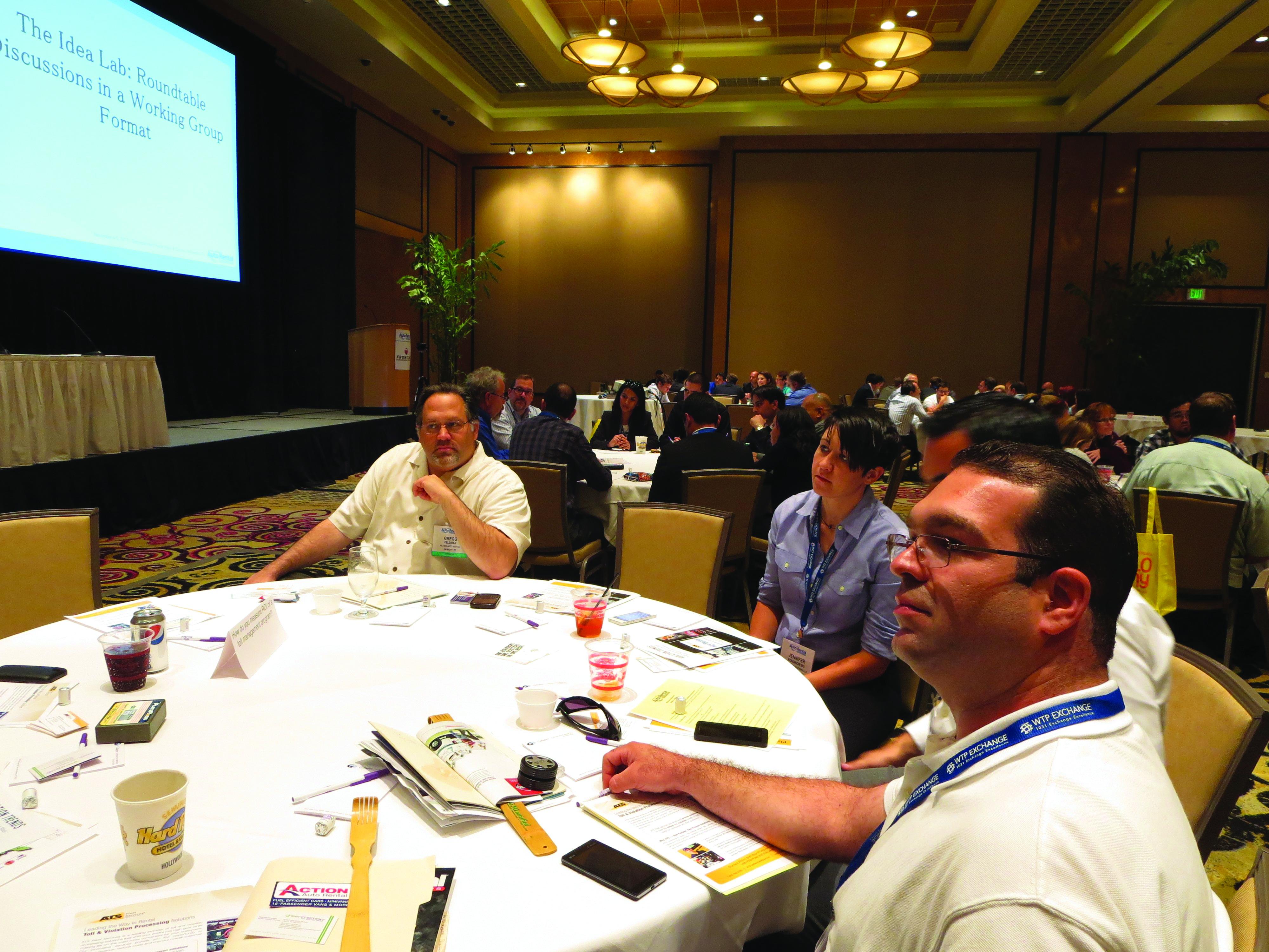 Fleet Workshop Kicks off Auto Rental Summit