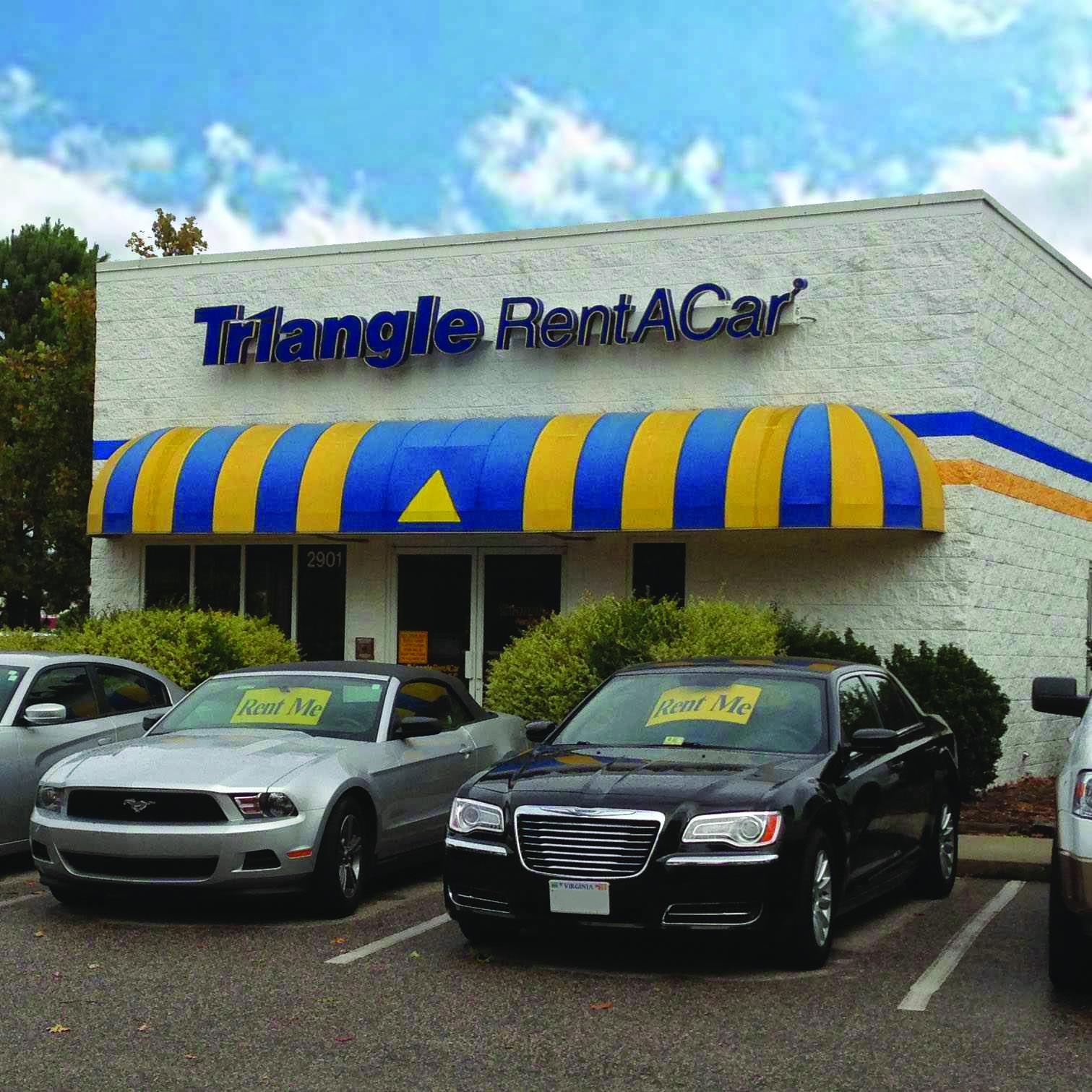 Enterprise Rent A Car Home: Enterprise Acquires Triangle Rent A Car