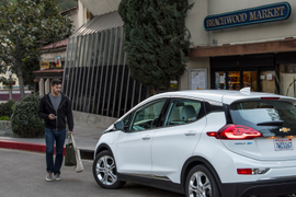 Maven Adds Bolt EV to Carsharing Fleet in L.A.