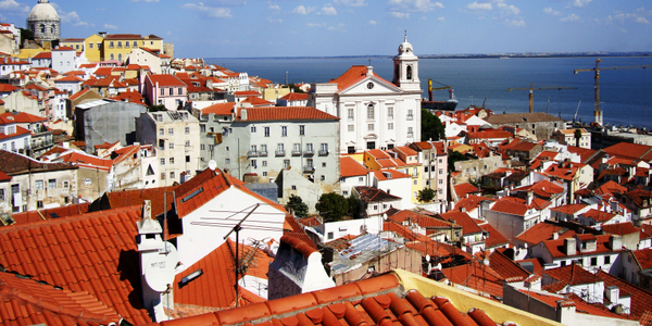 Lisbon, Portugal. Photo via Rustam Aliyev/Flickr.