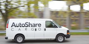 AutoShare Enhances Fleet with Cargo Vans