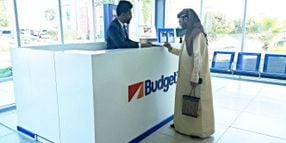 Budget Opens at UAE Airport