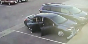 Video Shows Gang Shooting in Fresno Rental Lot