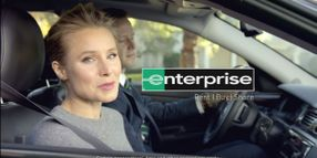 Kristen Bell Returns for New Enterprise Campaign