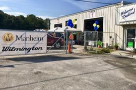 Manheim Opens Fourth North Carolina Location