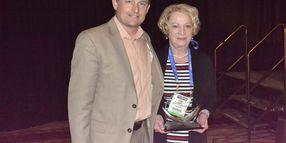 Doris Cassan Wins Russell Bruno Award