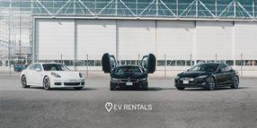 EV Rentals Launches in British Columbia