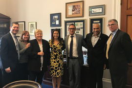 ACRA Convenes Fourth D.C. Day on the Hill