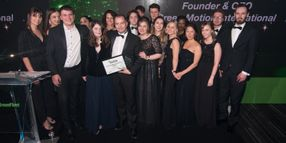 Green Motion CEO Receives Green Fleet Award