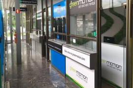 Green Motion Opens Location at Slovenia Airport