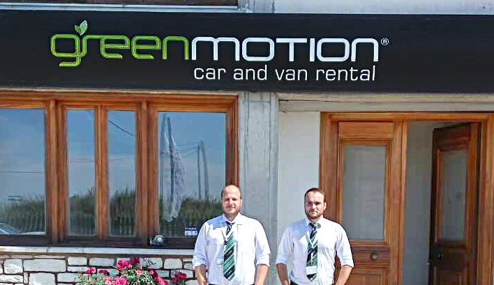 Green Motion Continues Expansion in Greece