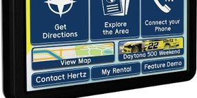 Hertz Updates NeverLost GPS System