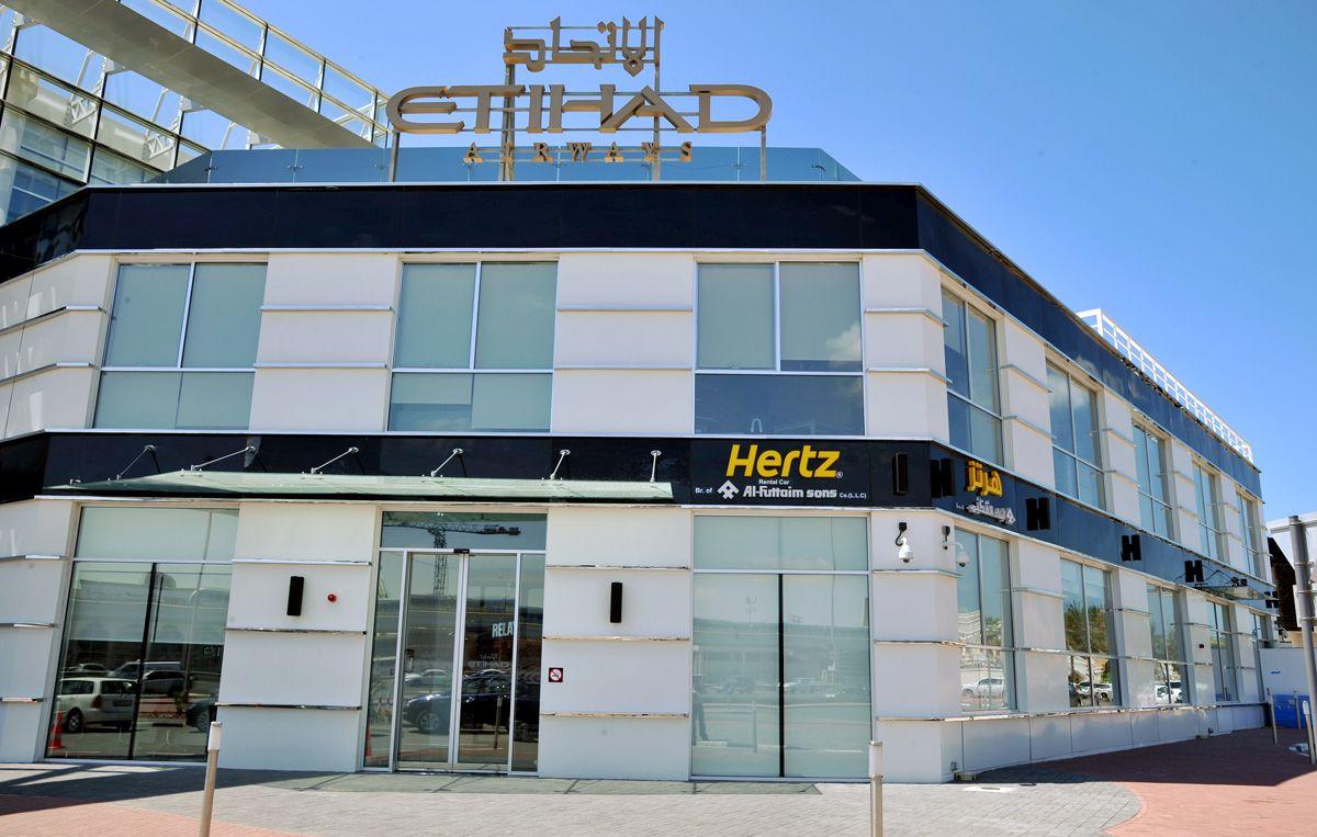 Hertz UAE Opens Location at Dubai Travel Mall