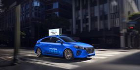 Hyundai, WaiveCar to Provide Free Electric Carsharing Rides