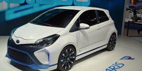 Avis Adds Yaris Hybrid to London Fleet