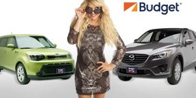 Budget Releases Ad Campaign Featuring Jessica Simpson