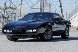 Turo Offers 'KITT' Trans Am Rental