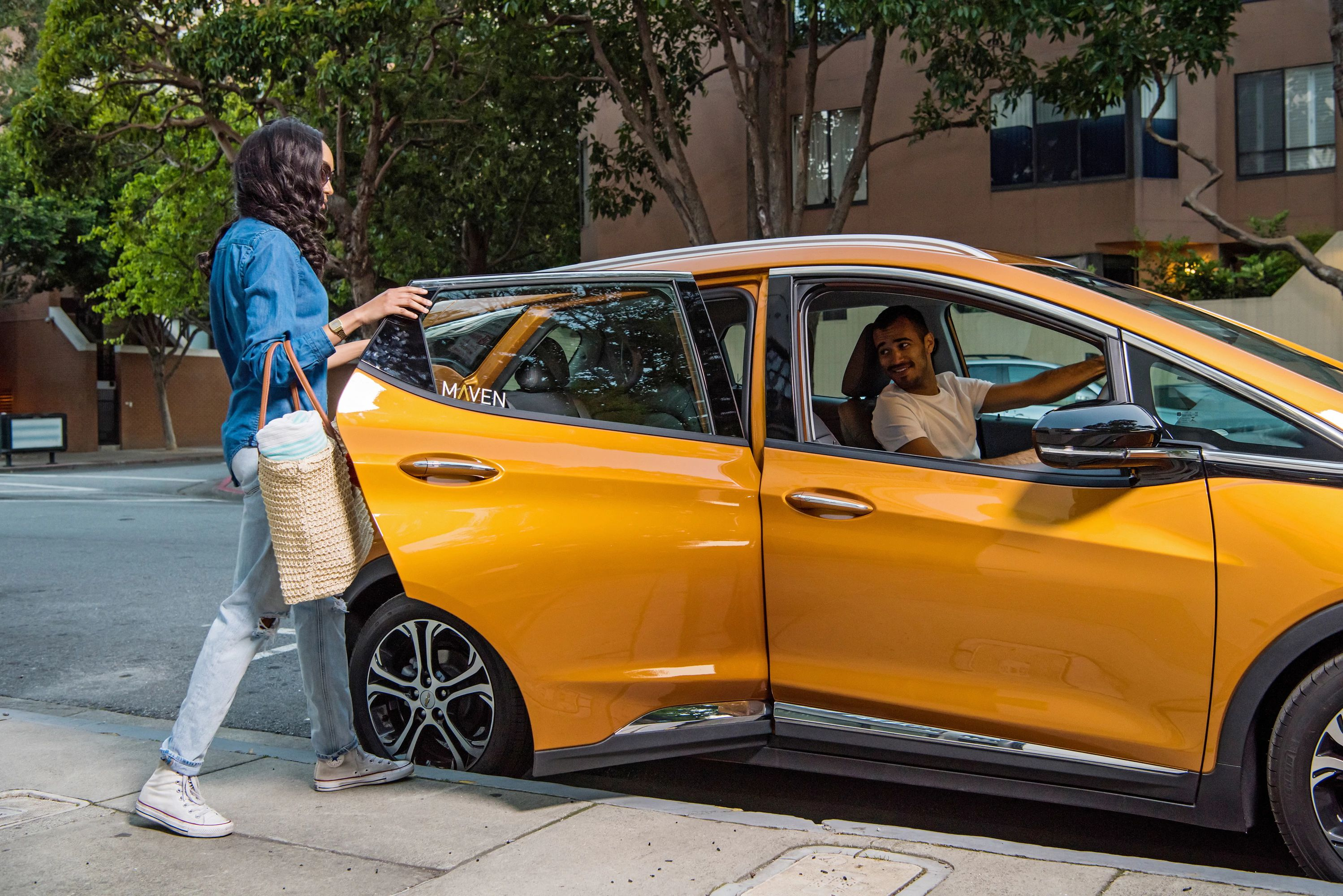 GM's Weekly Car Rental Service Continues to Expand Across U.S.
