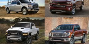 Pickup Truck Interest Rises in the Aftermath of Hurricanes