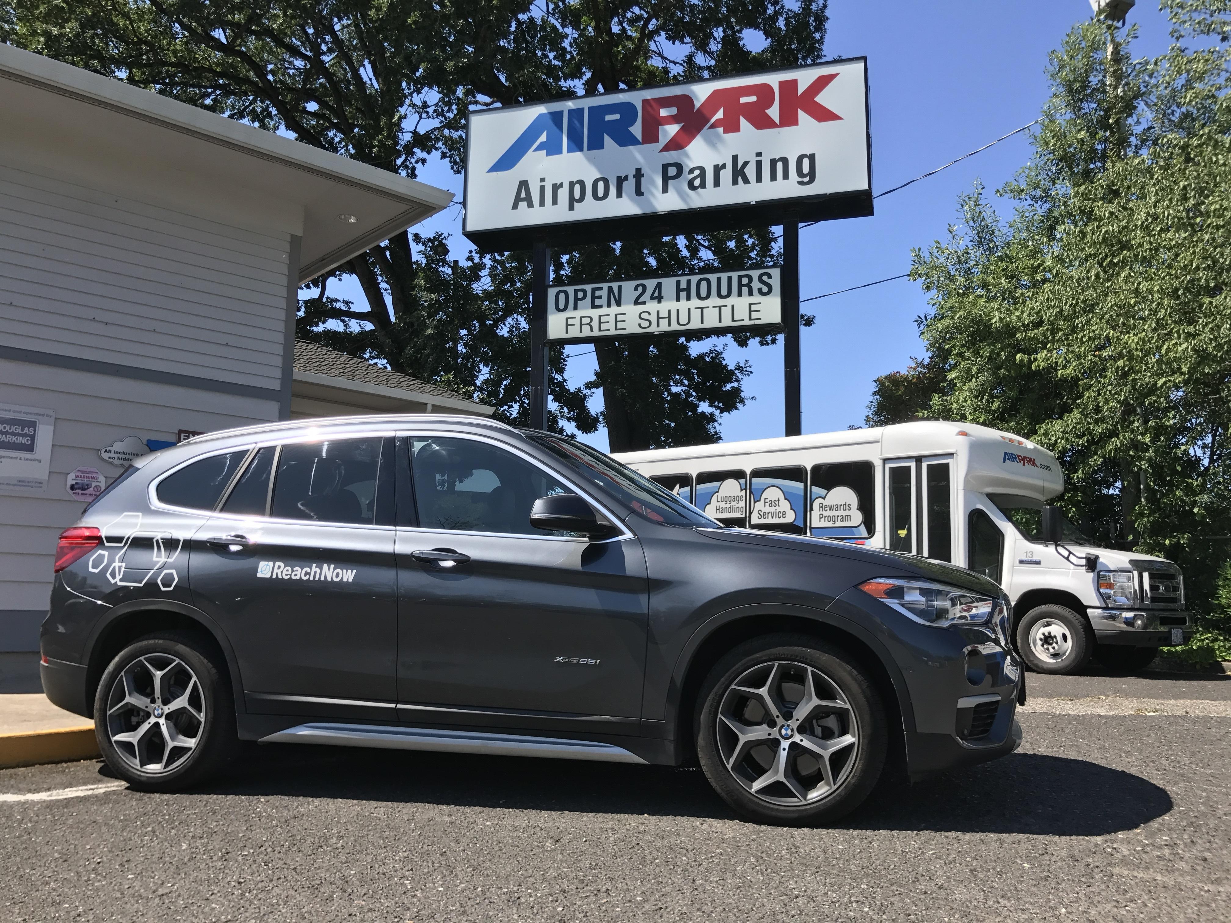 ReachNow Expands Service to Portland Airport