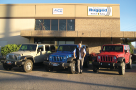 Rugged Rental Wins Overall Renter Rated Award