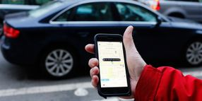 Report: Ride Hailing Accounted for 65% of Business Travel Expense Transaction Volume in 2017