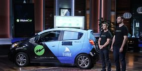 WaiveCar Featured on Shark Tank TV Show