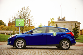 Zipcar Expands Street Parking in San Francisco