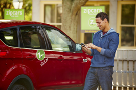 Zipcar to Supply Vehicles for Uber Drivers