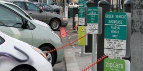 Zipcar Joins Zero Net Energy Community